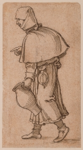 Peasant Woman, Art.